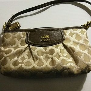 Authentic Small Signature Coach handbag